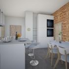 aeronautica kitchen