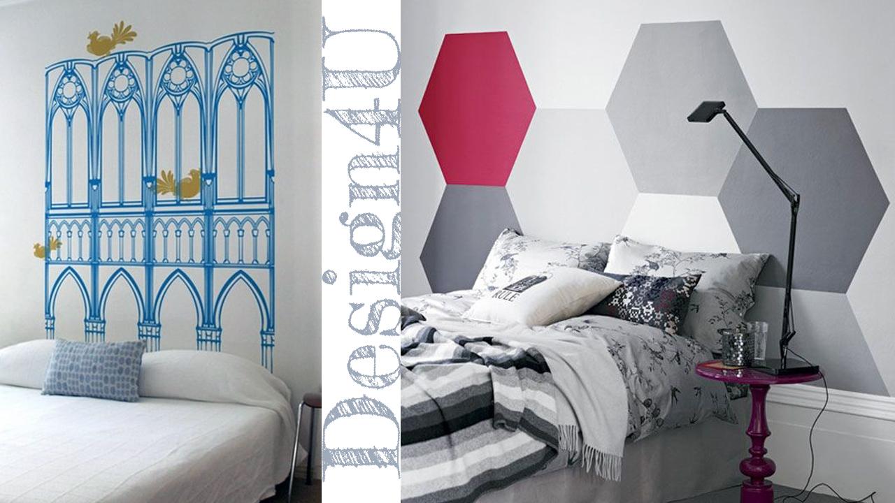 Testata del letto headboard vol 2 design4u - Testa del letto ...