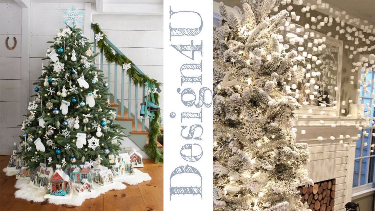 Albero Di Natale Con Decorazioni Blu : L albero di natale u christmas tree 🎄 u design u