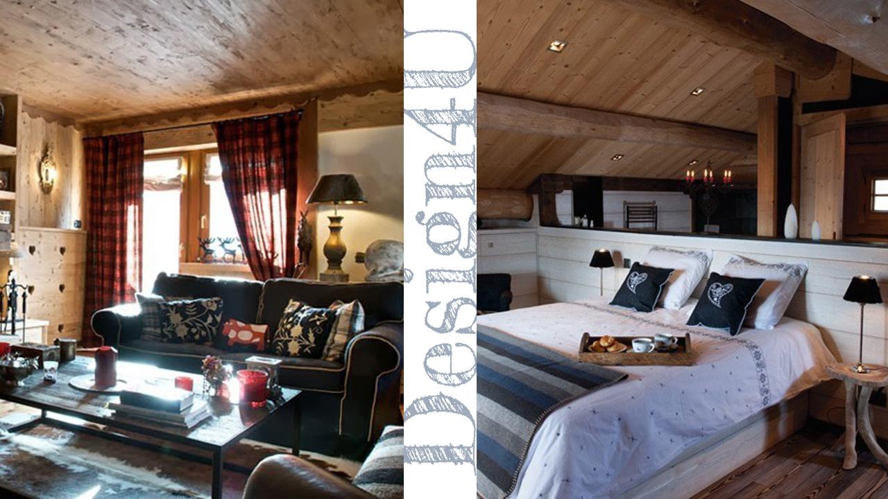 Arredare la casa in montagna u2013 chalet interior u2013 design4u
