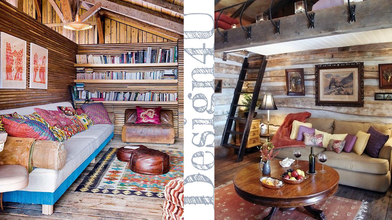 Arredare la casa in montagna chalet interior design4u for Casa in stile baita