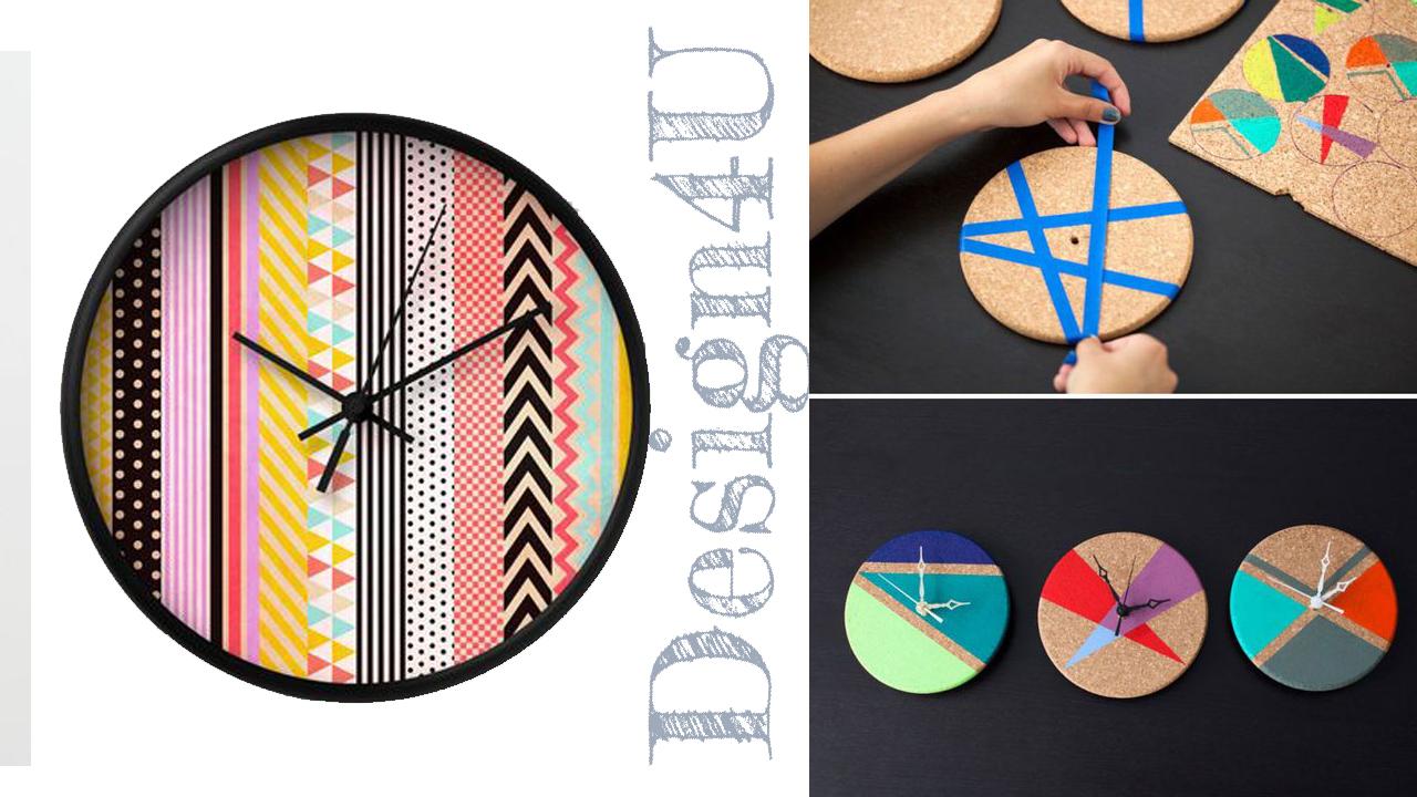 washi clock