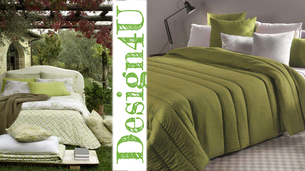 greenery bed