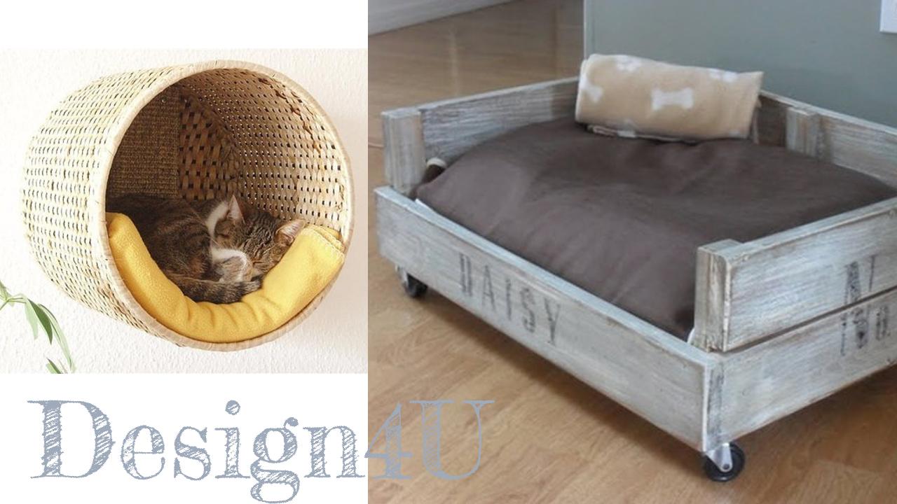Cuccia Gatto Fai Da Te diy cuccia per cani e gatti – design4u