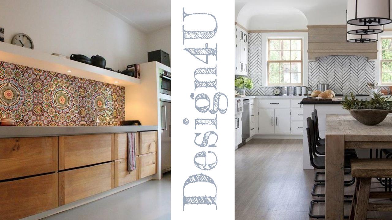 Rivestimento cucina- Backsplash – Design4U