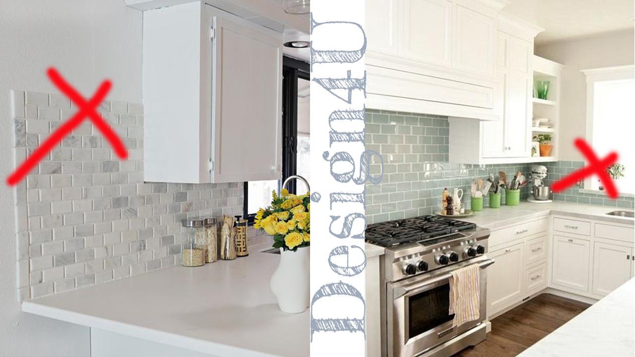 Coprire Piastrelle Cucina Con Pannelli rivestimento cucina- backsplash – design4u