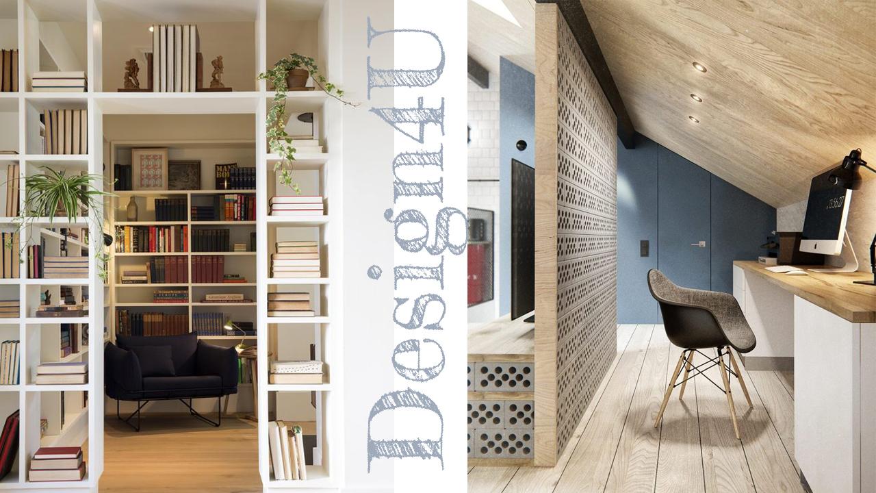 Ufficio In Poco Spazio : Angolo ufficio u2013 corner office u2013 design4u